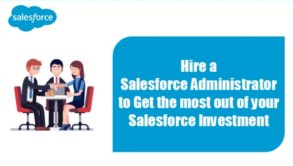Hire Joe Connector Kennedy as your Salesforce Administrator