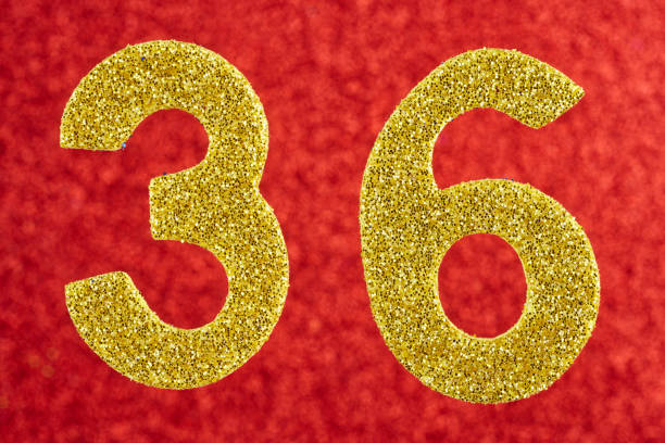 36 is the number of the day