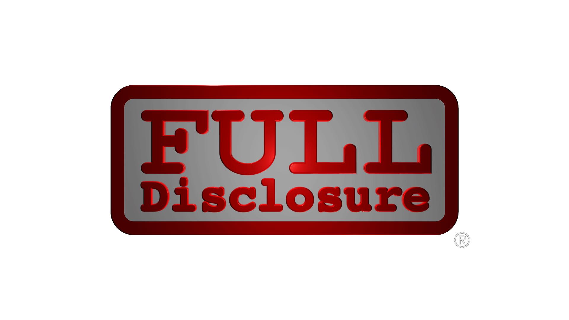 Full Disclosure Joe Connector and Virtually Famous Marketing